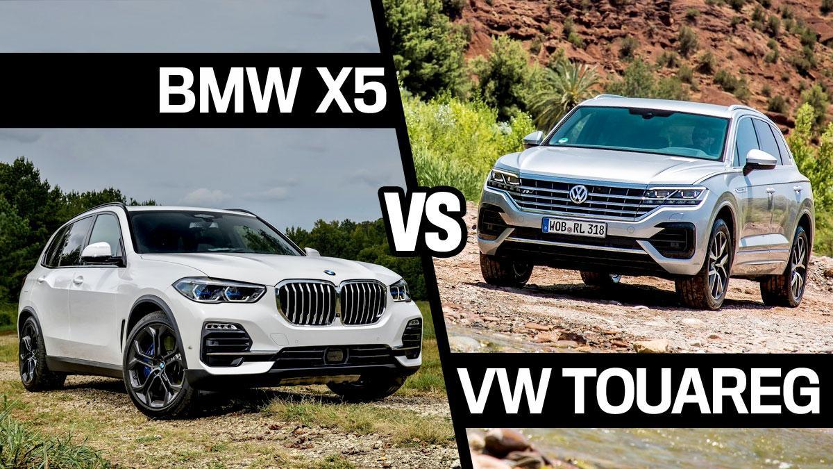 BMW X5 o VW Touareg