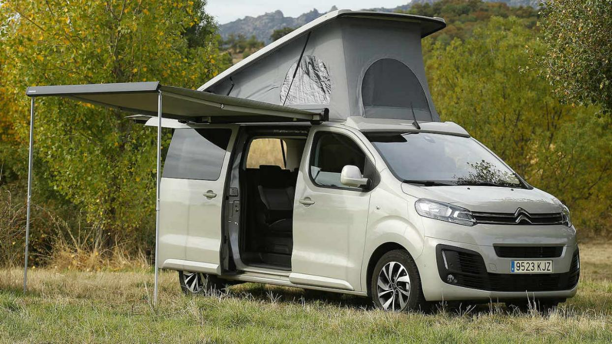 Citroën SpaceTourer Camper