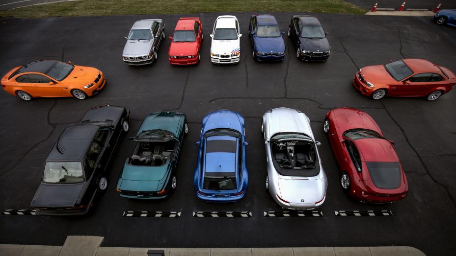 Colección de BMW