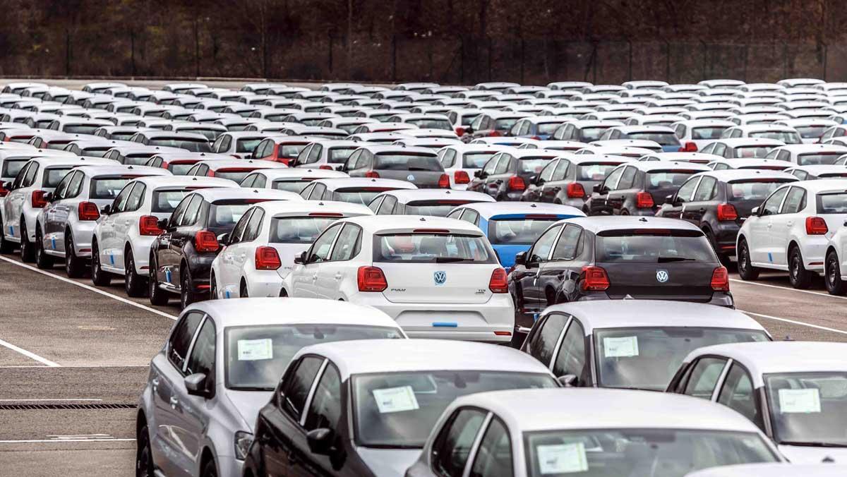 Fábrica VW Navarra