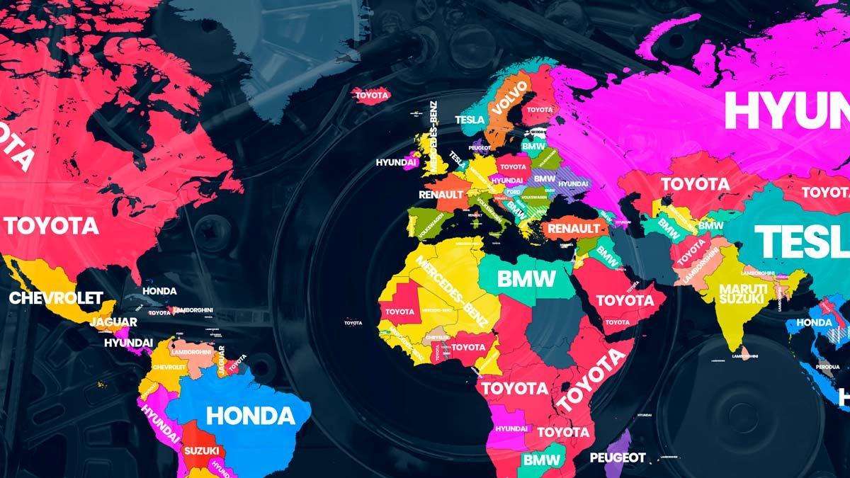 Es un mapa incompleto. El bueno está dentro