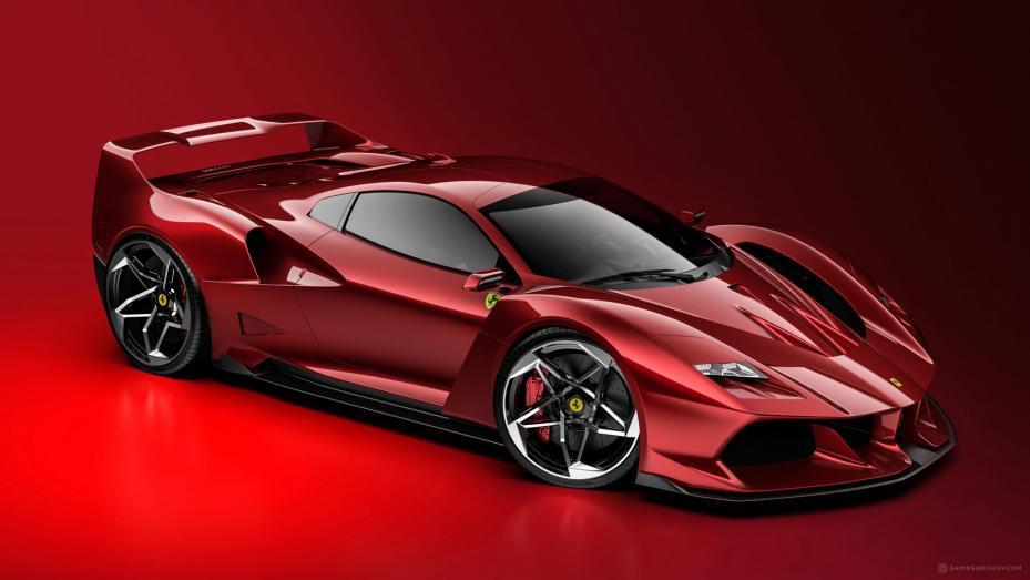 Nuevo Ferrari F40