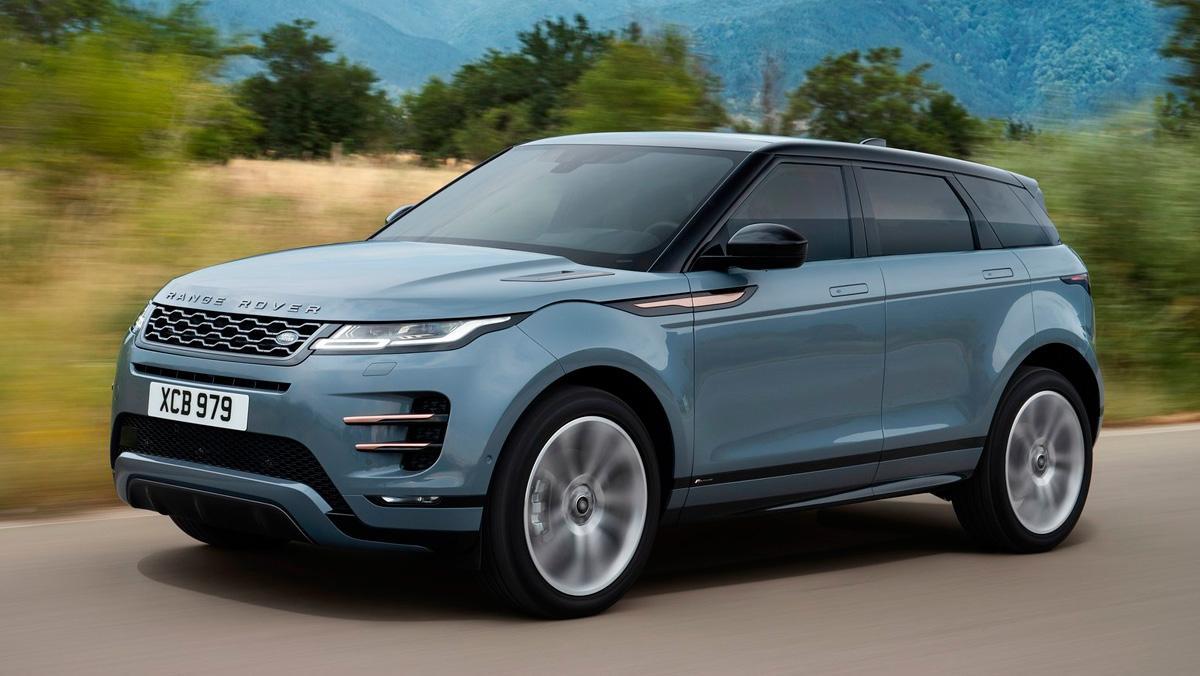 Range Rover Evoque 2019 (portada)