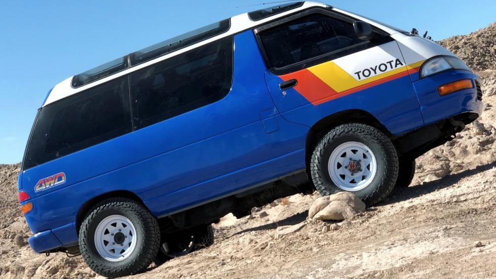 Toyota Lite Ace modificado