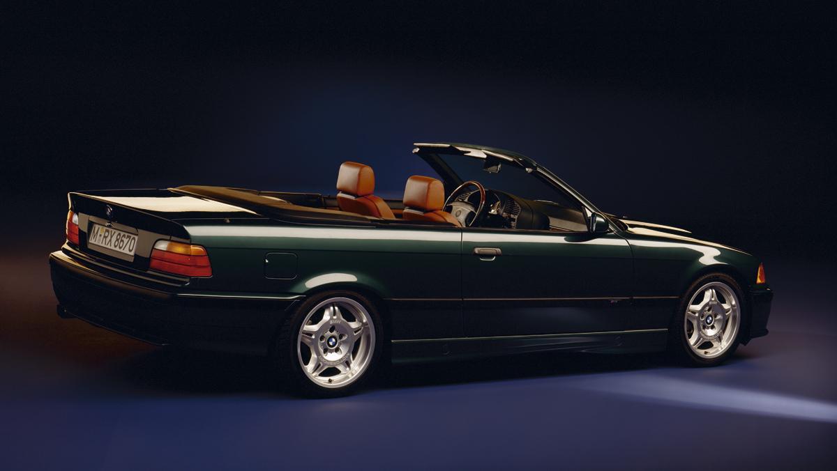 BMW M3 Cabrio E36