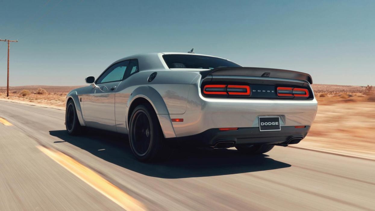 Dodge Challenger Hellcat Redeye