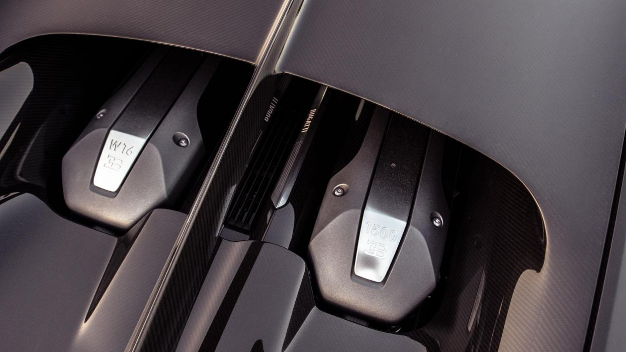 Espina Bugatti Chiron