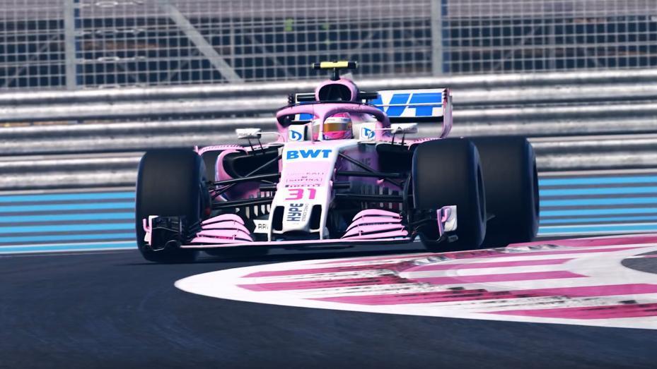 Guía de videojuegos de Top Gear: F1 2018
