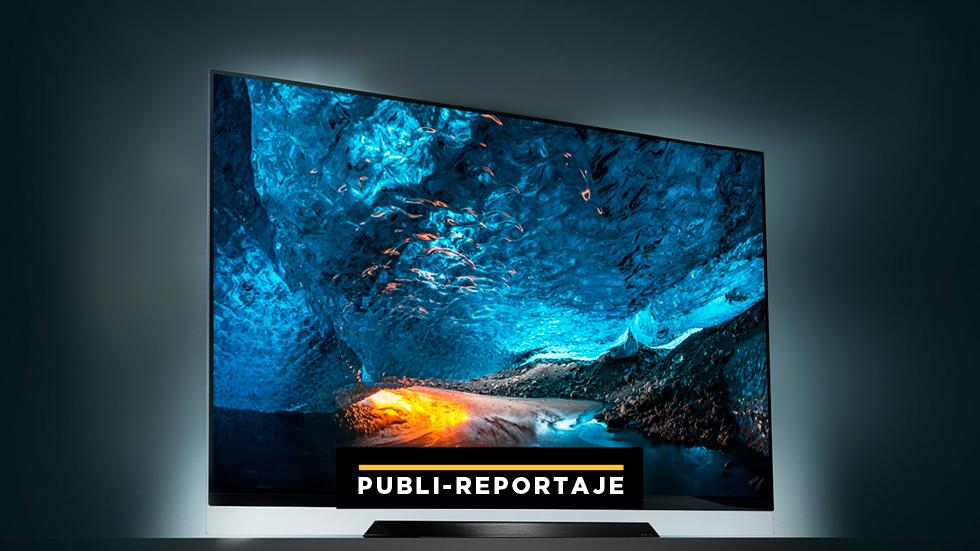 LG OLED TV E8 4K: calidad de imagen, sonido e IA para sentirte como un piloto