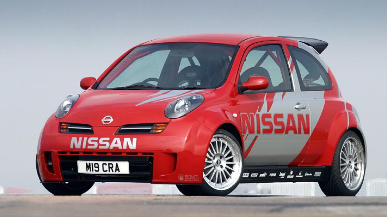 Nissan Micra R Concept