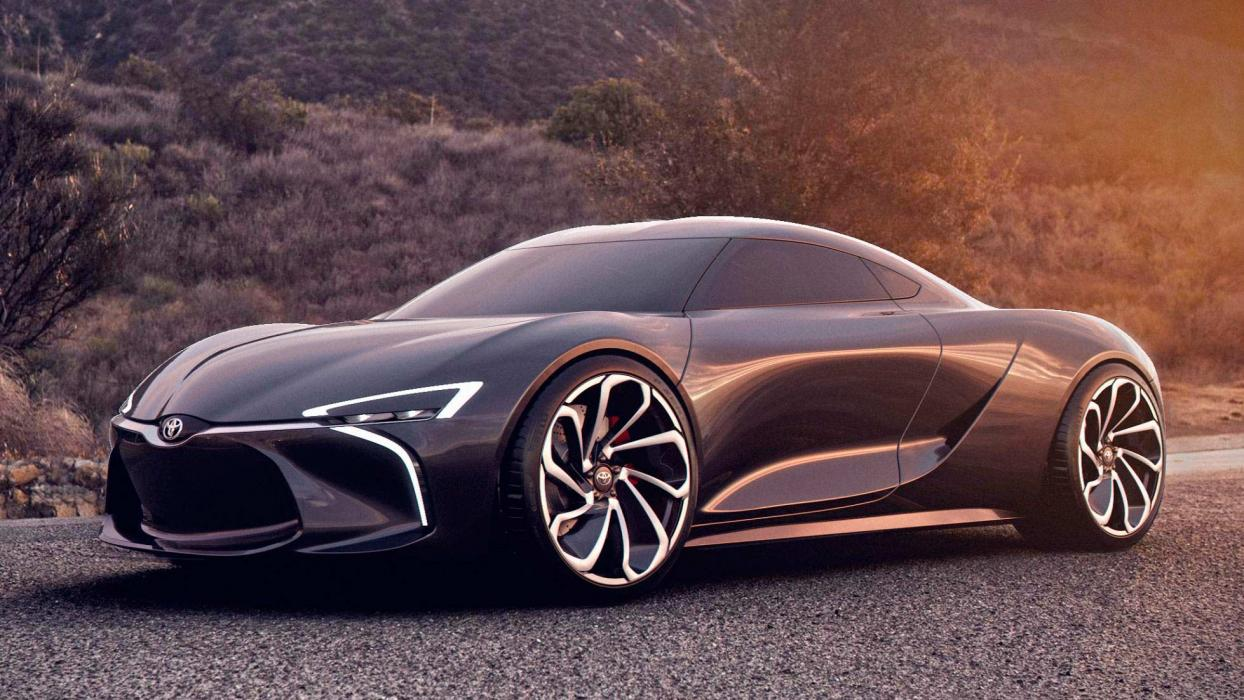 Nuevo Toyota MR2 (render 8)