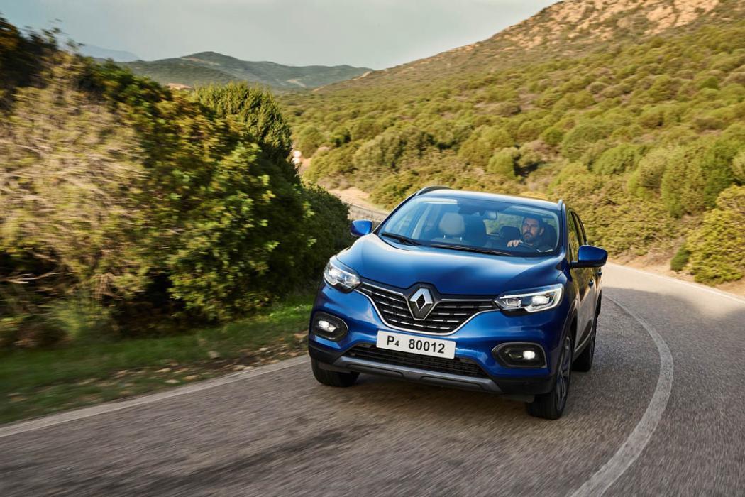 Prueba nuevo Renault Kadjar 2019: la Fase 2 de la primera generación