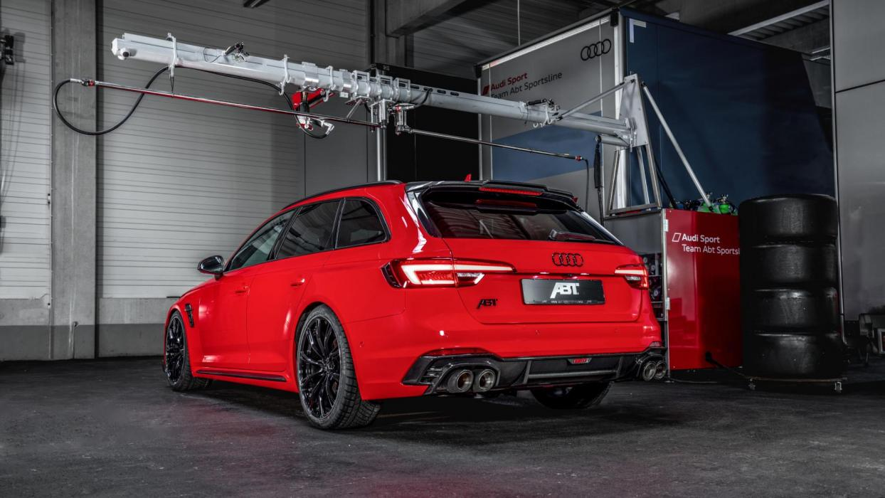 ABT RS4+ (trasera)