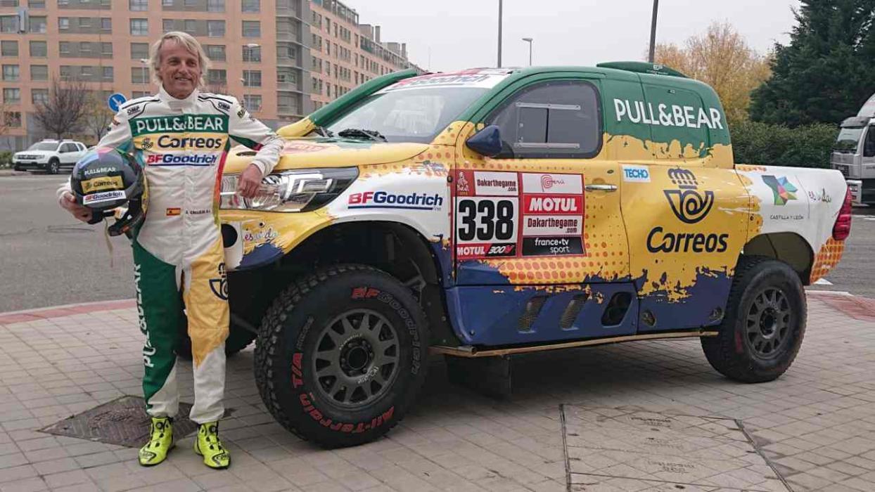 Jesús Calleja - Dakar 2019