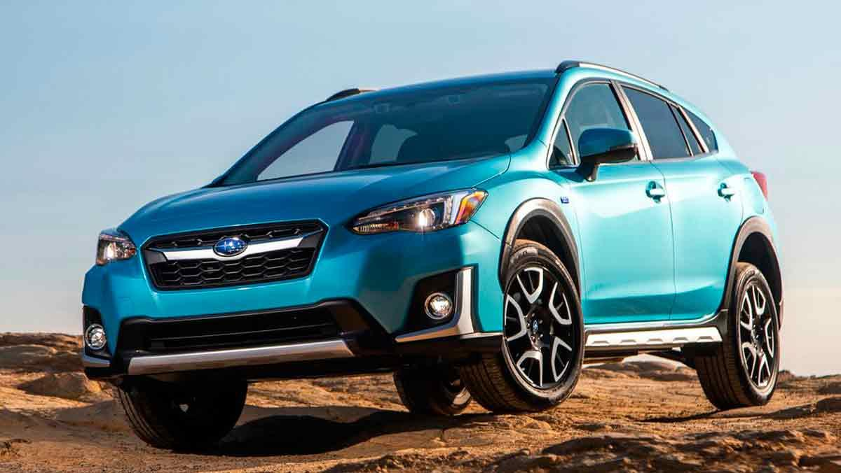 Subaru Crossback E-Tense