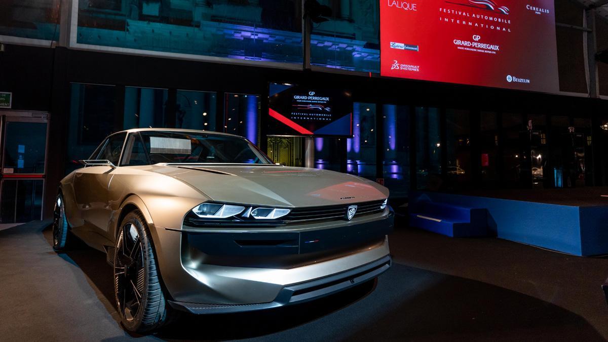 Premio Peugeot e-Legend