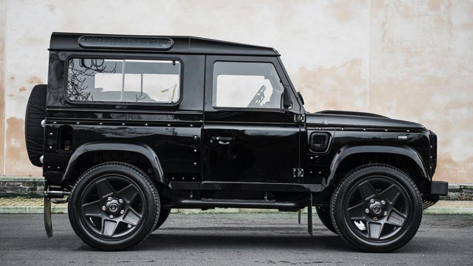 Land Rover Defender modificado