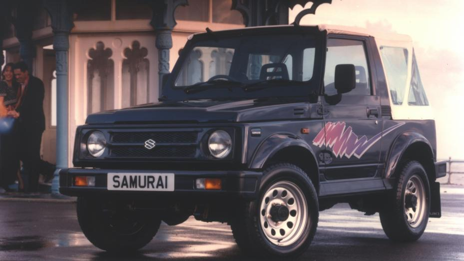 Suzuki SJ Samurai