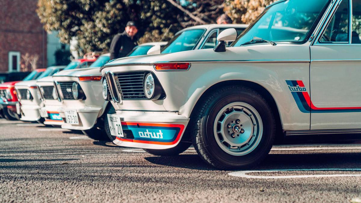 BMW 2002 Turbo (delantera)