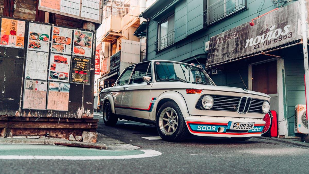 BMW 2002 Turbo (estática)