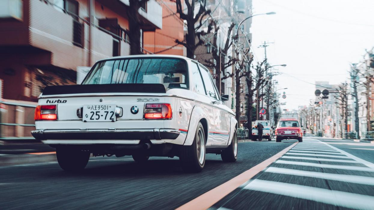 BMW 2002 Turbo (trasera 2)
