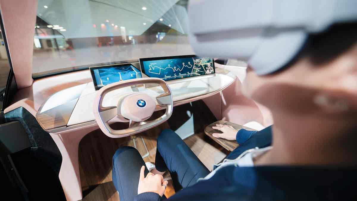 Tecnologías coche MWC 2019