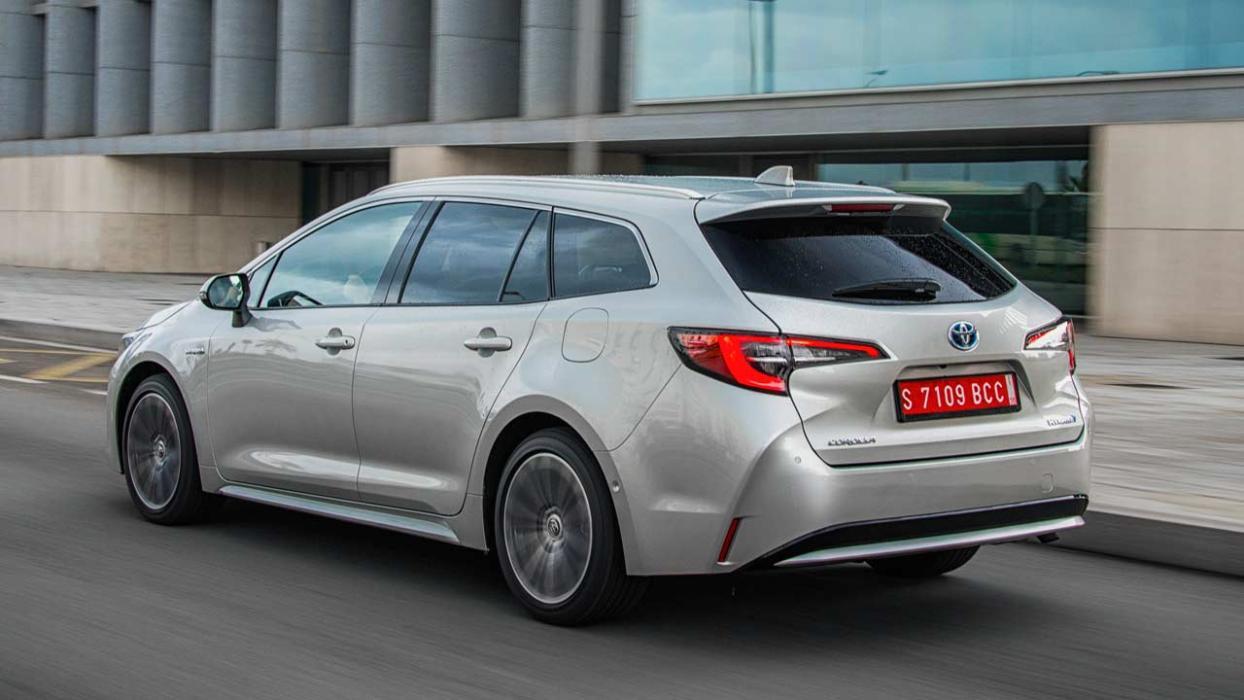 Toyota Corolla 2019 Touring Sports