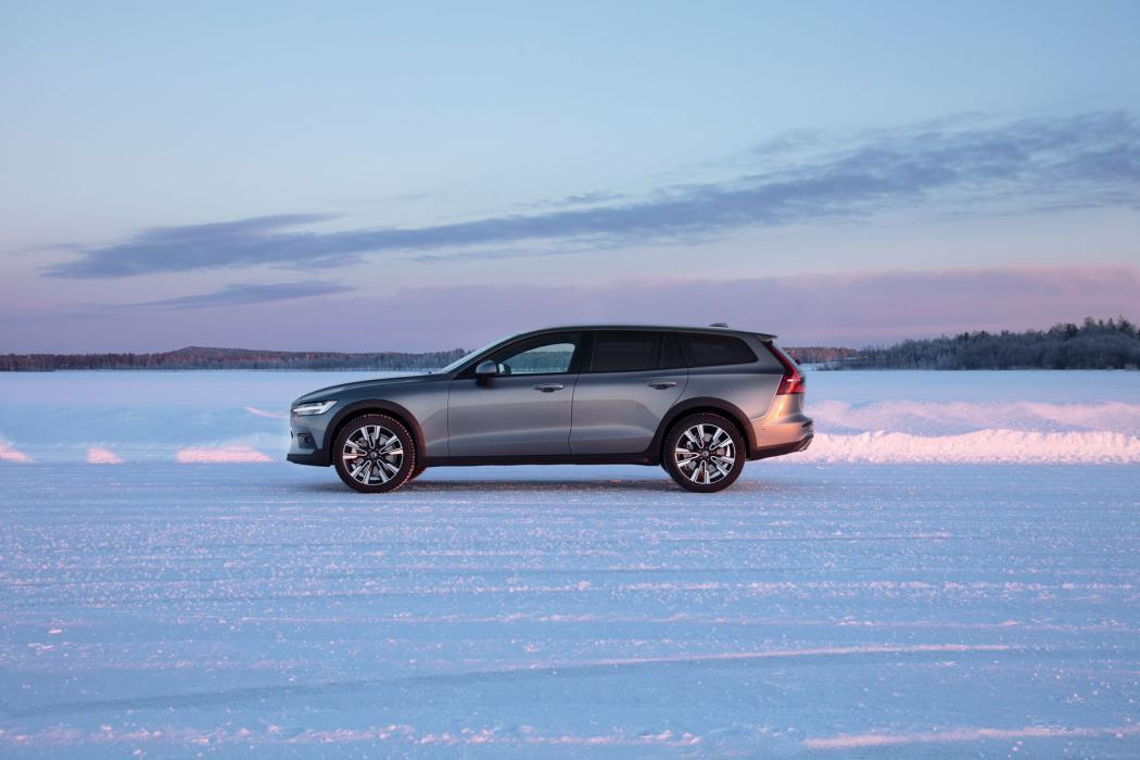 Prueba Volvo V60 Cross Country 1