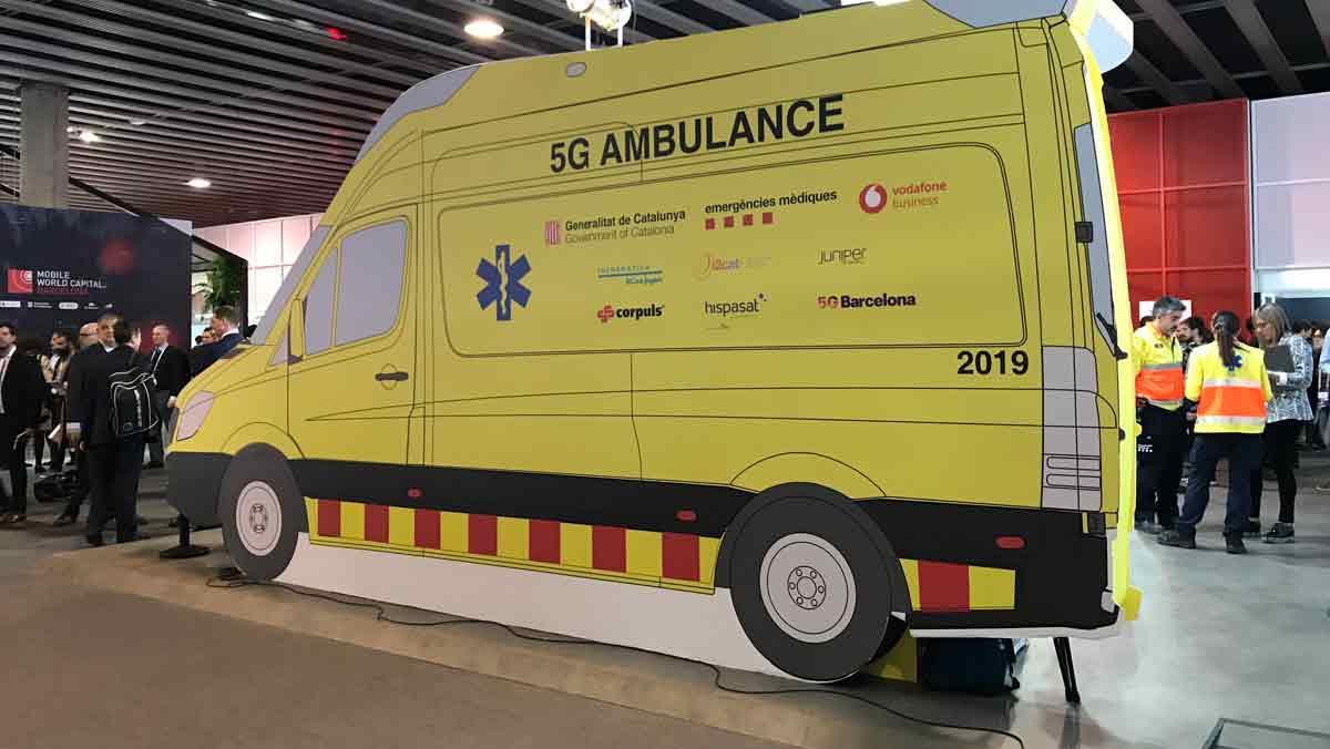 Ambulancia 5G