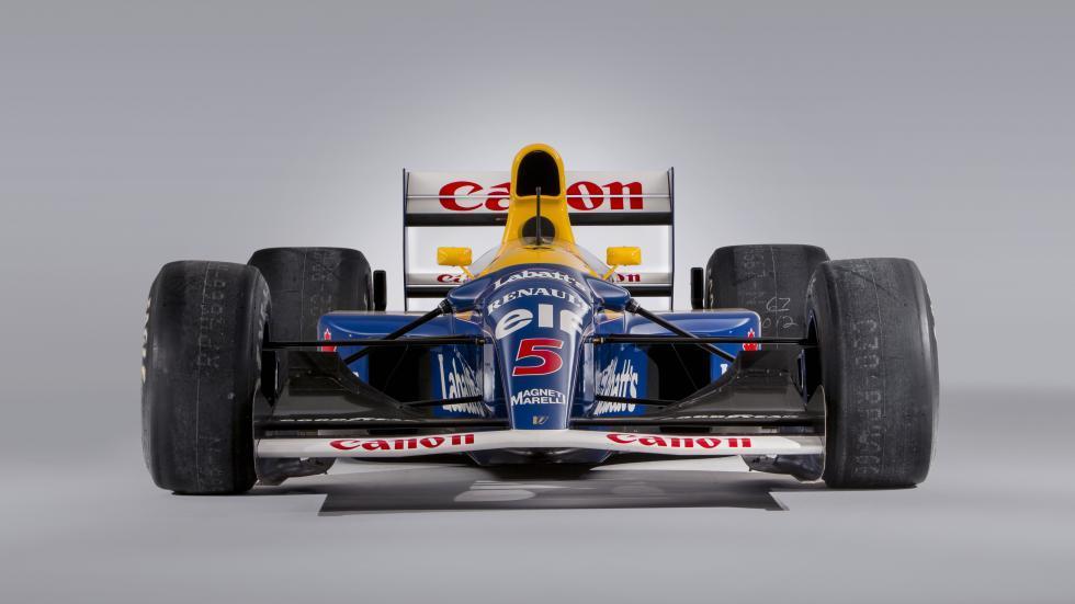 Williams de Nigel Mansell