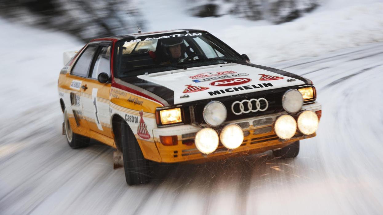 Audi A2 Quattro
