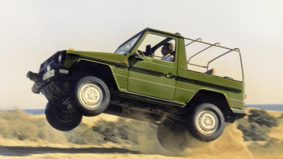 40 años del Mercedes Clase G