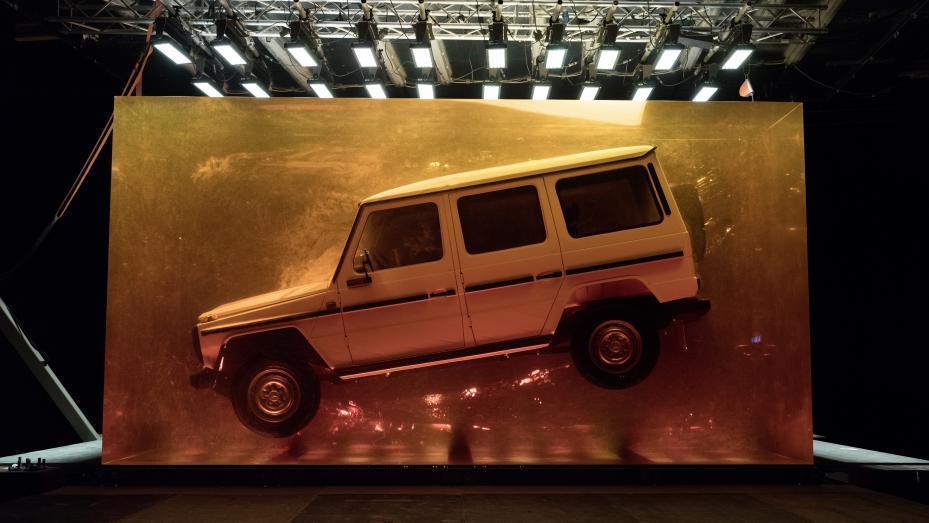 40 años del Mercedes Clase G: