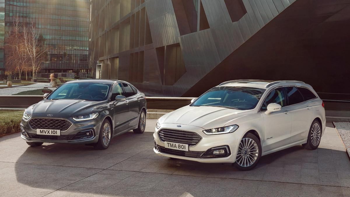 Gama Ford Mondeo 2019
