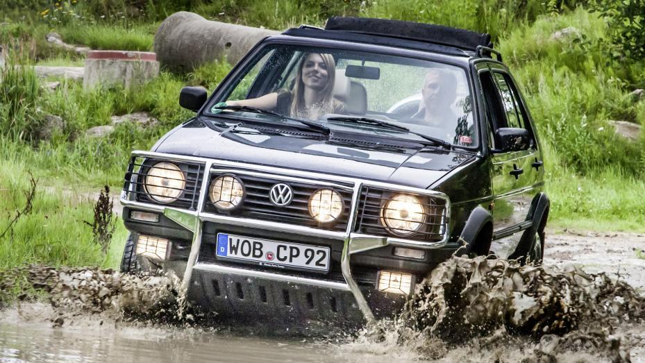VW Golf Cross Country