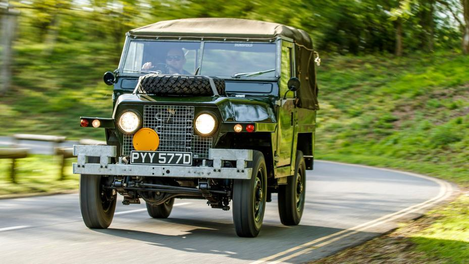 Land Rover Lightweight 1/2 ton