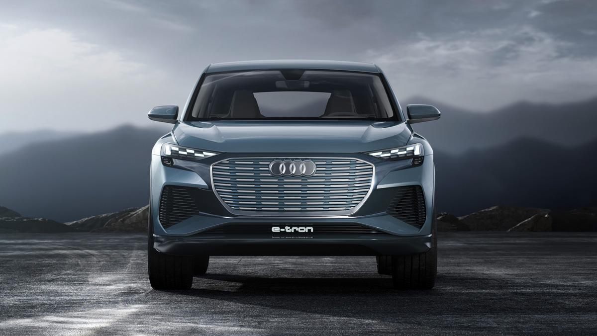 Audi Q4 e-tron concept (morro)