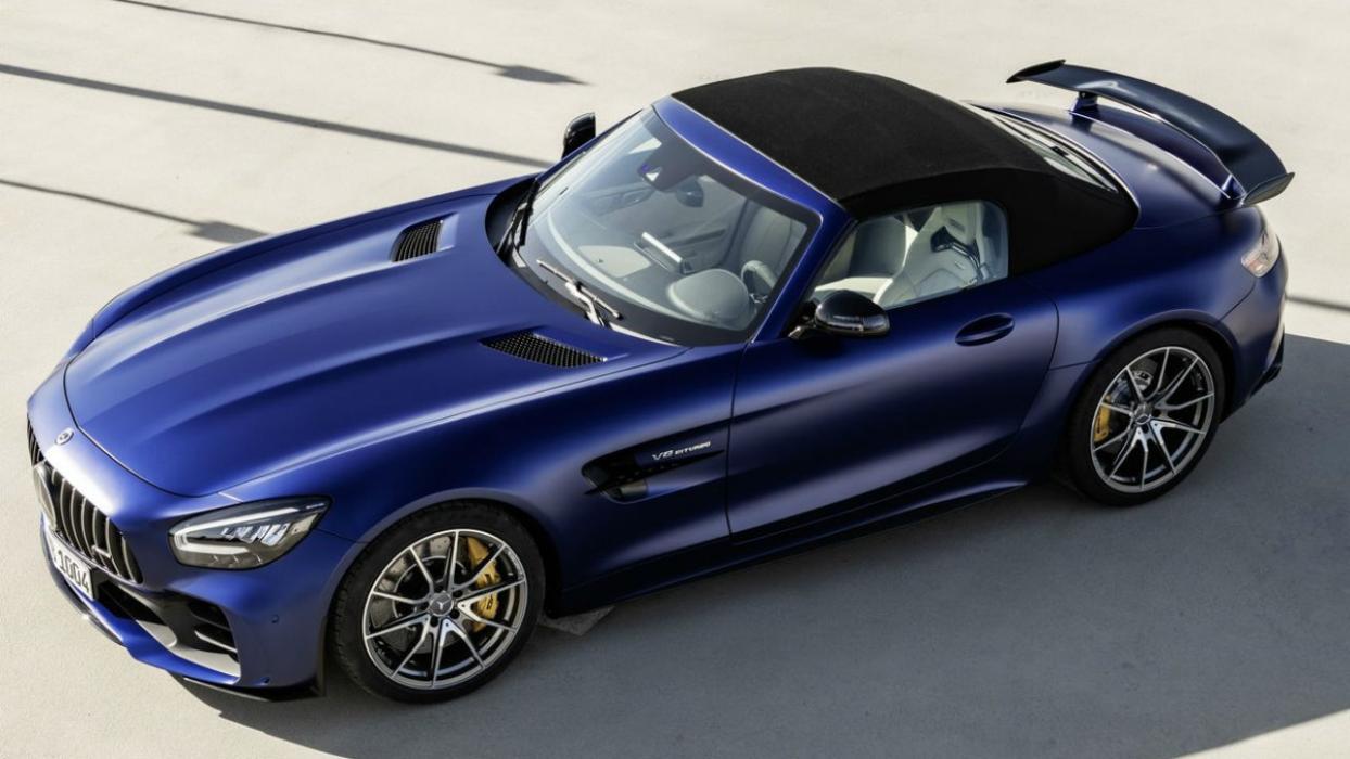 Mercedes-AMG GT R Roadster 2020