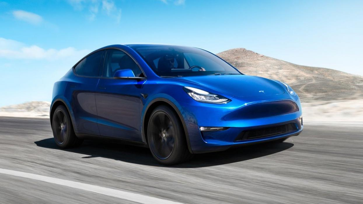 Tesla Mode Y