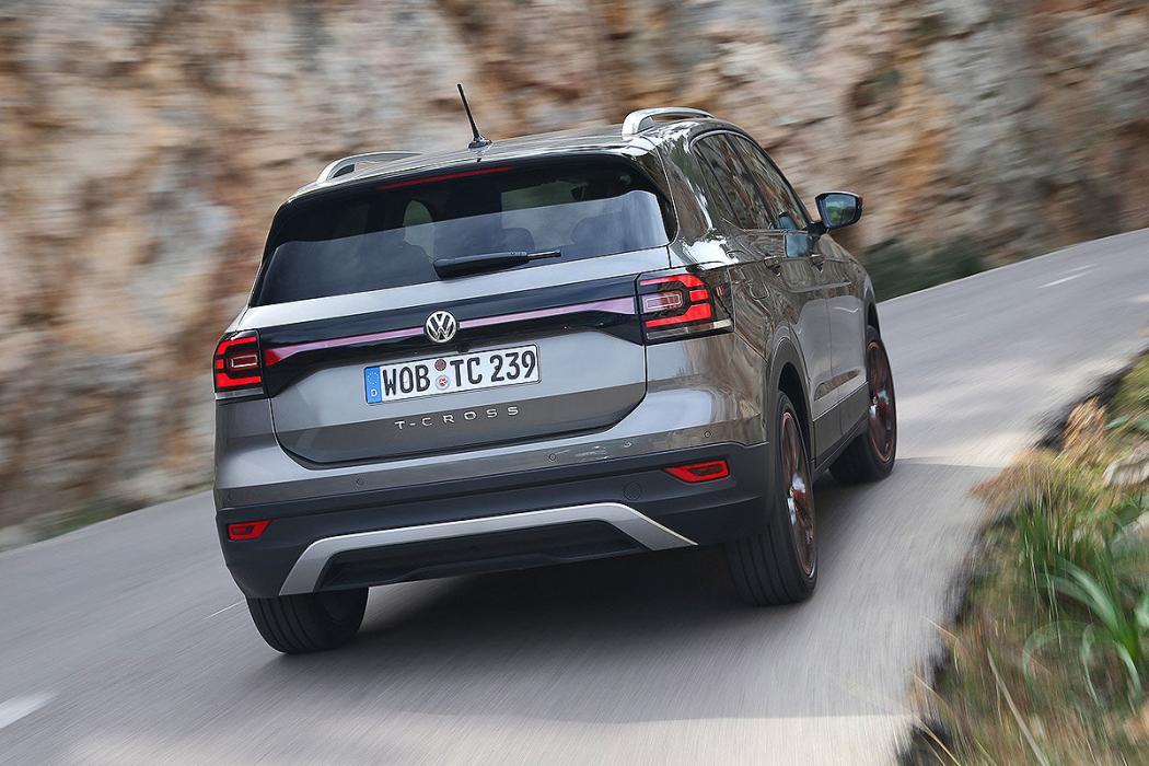 Primera prueba del Volkswagen T-Cross