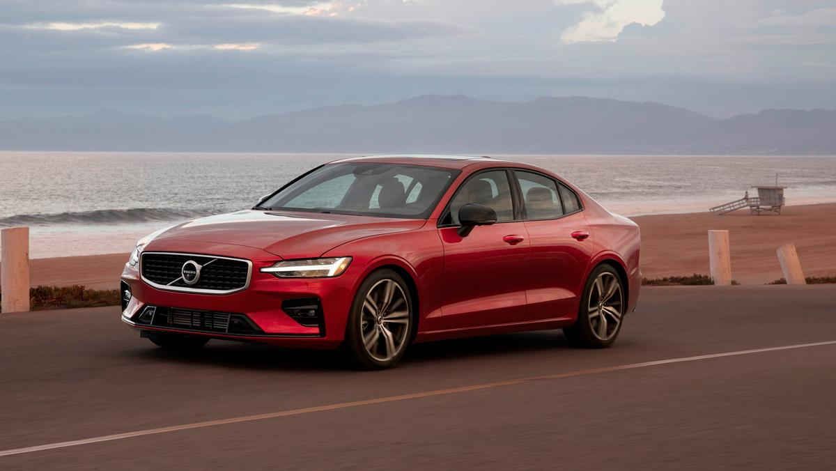 Volvo limitados 180 km/h