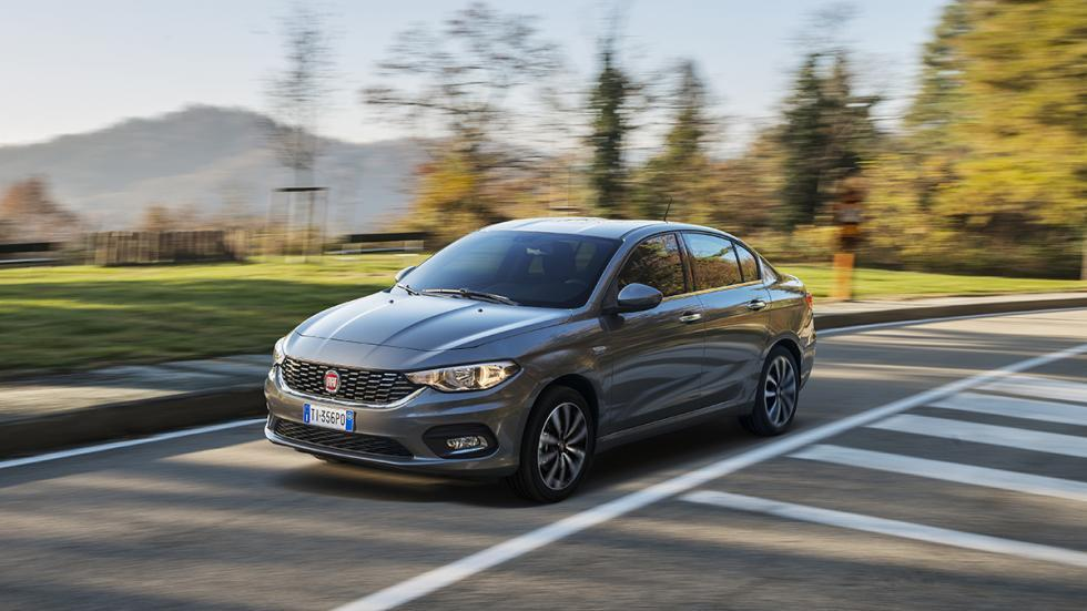 Fiat Tipo aceite