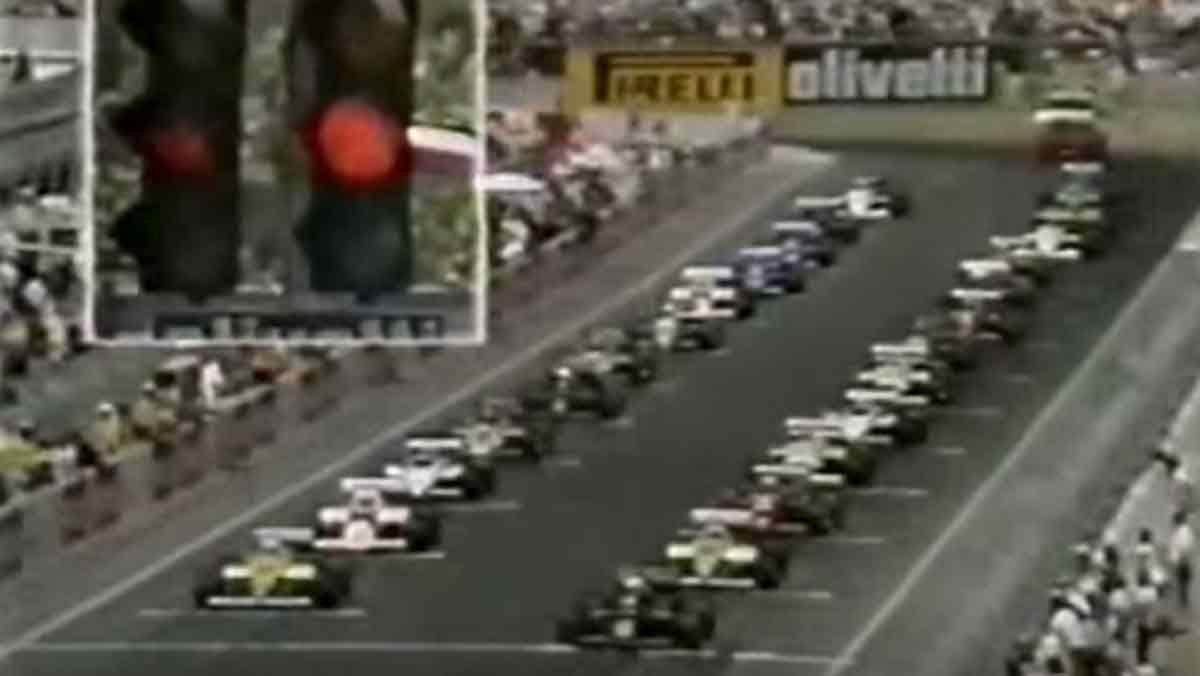 GP Australia F1 1985
