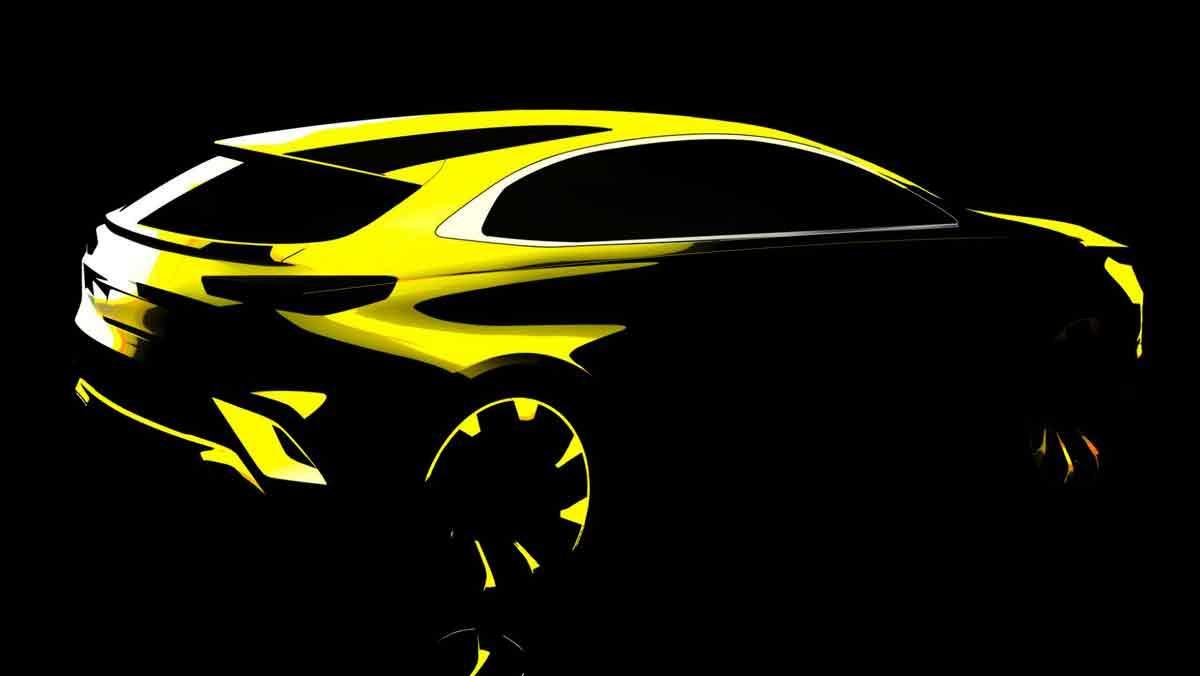 Kia Ceed crossover