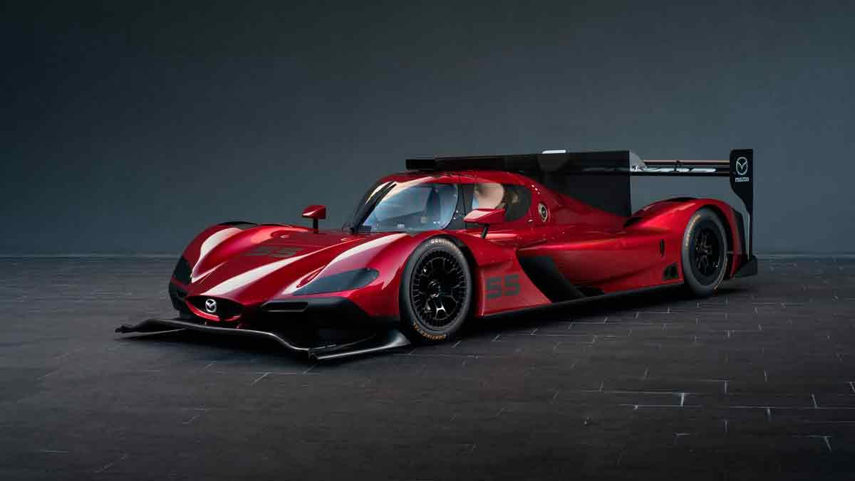 Mazda Le Mans prototype