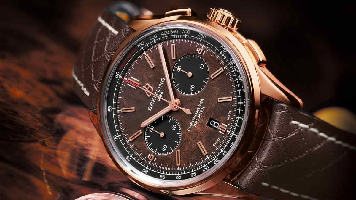 Reloj Premier Bentley Centenary Limited Edition