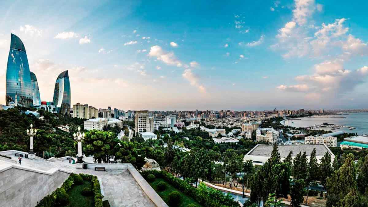 Bakú circuito urbano