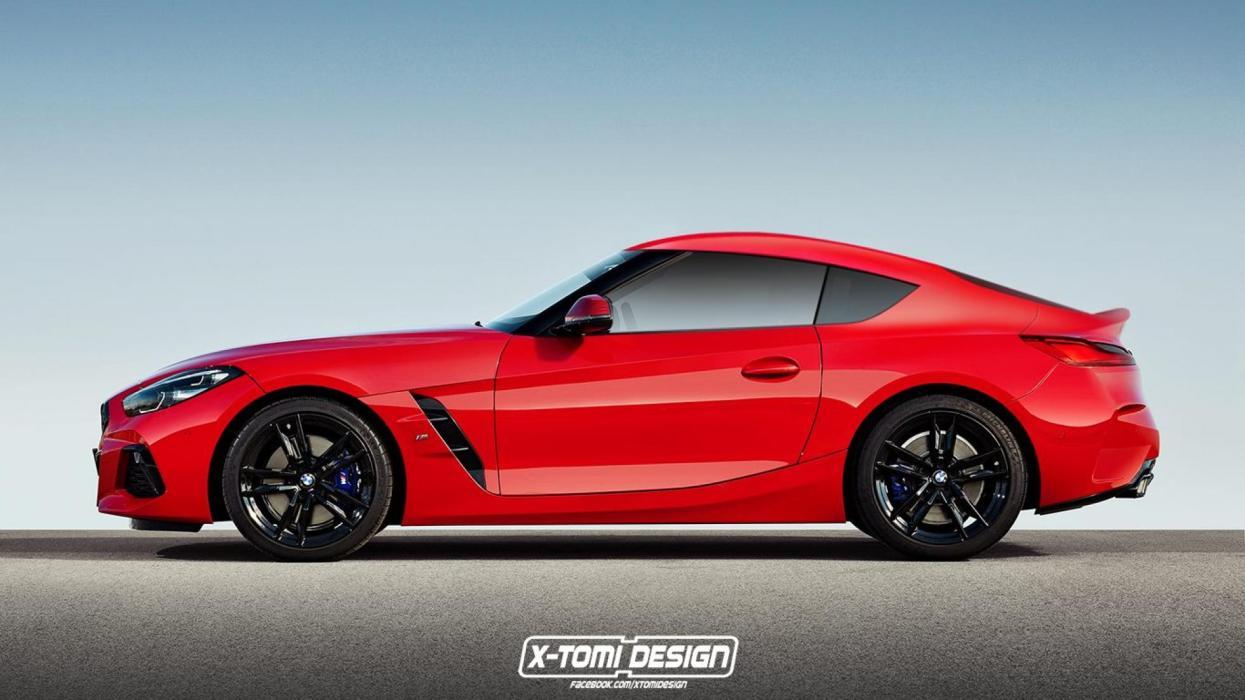 BMW Z4 X-Tomi Design