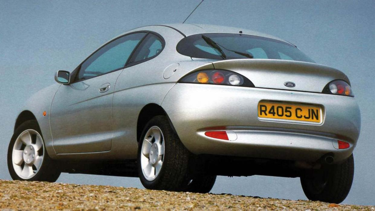 Ford Puma coupé 1997