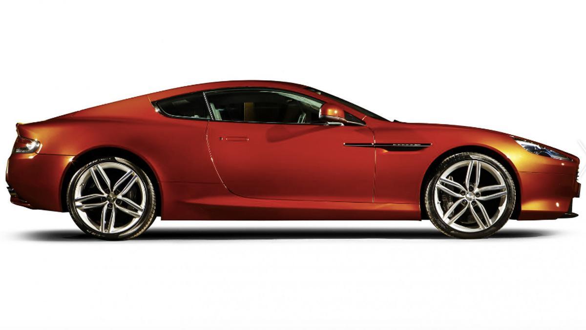 Fracasos ventas coches, Aston Martin Virage